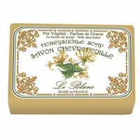 Натуральное мыло в бумажной упаковке Le Blanc Жимолость 100 г 97407, КОД: 1090083