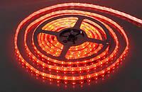 Светодиодная лента SMD 3528 60 шт/м Красная (цена за 5 метров)