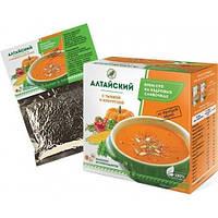 Крем-суп «Алтайский» с тыквой и кукурузой Арго, пищеварение, для печени, сердца, желчного, иммунитет, витамины