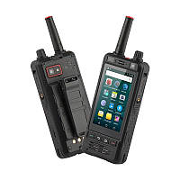 Защищенный телефон Land Rover W5 Black 1/8gb MT6580 5000 мАч