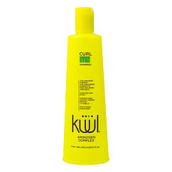 Шампунь для кудрявых, вьющихся, волнистых волос Kuul Curl Me Shampoo, 300 мл, КОД: 1321380