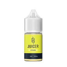 Жидкость для электронных сигарет Juicer Salt Vitamin 30 мг 30 мл