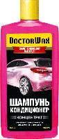 Автомобильный шампунь-кондиционер (концентрат) DoctorWax DW 8109 / 600 мл SMART CAR WASH