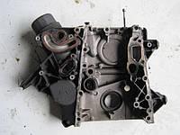 Передняя крышка двигателя  Мерседес Спринтер (Mercedes Sprinter) 2.2 CDI, 2.7 CDI, 2.3 SDI, 2.9 TDI