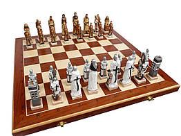 Шахматы Madon Grunwald интарсия 58.5х58.5 см 64-SAN036, КОД: 1299401