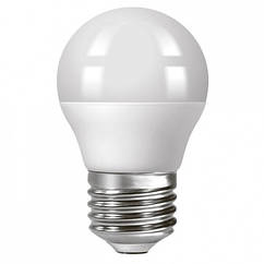 Лампа Ecolux Led EX4B 4 Вт G 45 4000 K 360 Лм Е 27, КОД: 1233381