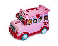 Машинка-толокар 3-в-1 W018 30 предметов 339258516, КОД: 1319782