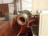 Закалочный станок для колес, катков ИЗСк-120