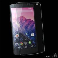 Плёнка стекло для LG Google Nexus 5 0.1mm