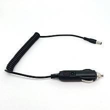 Автомобильный адаптер в прикуриватель HQ-Tech-2749 для зарядных устройств Nitecore Xtar