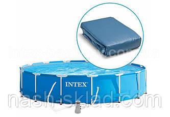 Каркасный бассейн Intex, для каждого дома, фото 2