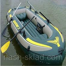 Лодка Intex Seahawk 3 (: 295*137*43 ) для активного отдыха, фото 2