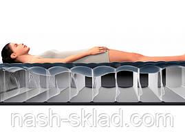 Надувная кровать Intex 152х203х42 см, фото 3