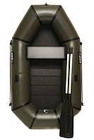 Надувная резиновая лодка Grif boat GL-210S для рыбалки и охоты на воде 220603, КОД: 110914
