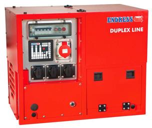 ⚡ENDRESS ESE 608DHG ES Di DUPLEX Silent (5,3 кВт)