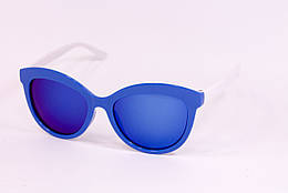 Детские очки 303-5 Синие с белым sniUS-303-5, КОД: 1073790