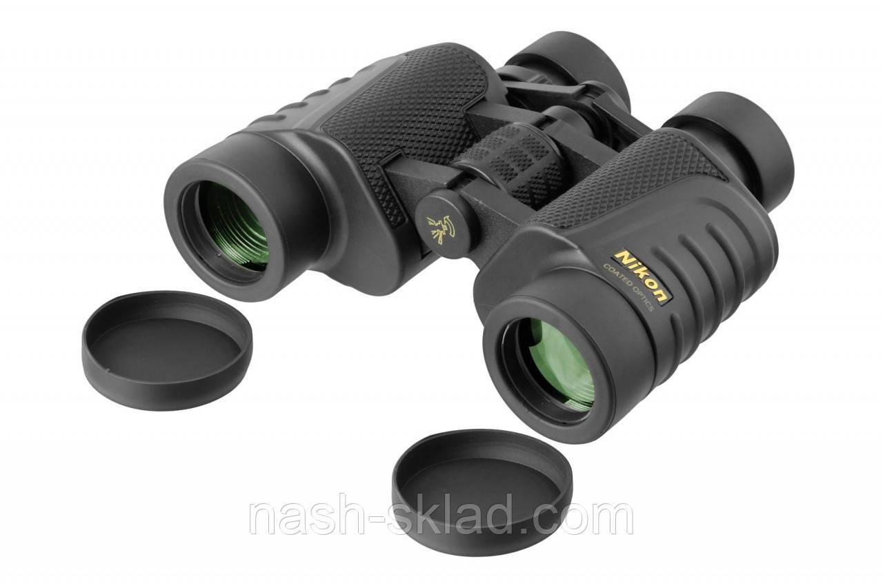 Бинокль Nikon 8x40, надежное качество, доступная цена