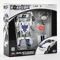 Робот-трансформер Road Bot Kronos Toys 53071 Белый tsi55121, КОД: 286061