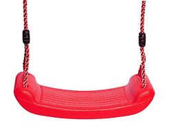 Качели для детей подвесные Just Fun Standart Красный 2PR01-01A1 011, КОД: 1335647