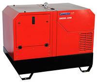 Трехфазный дизельный генератор ENDRESS ESE 1208DHS-GT ES Di Silent (10,6 кВт)