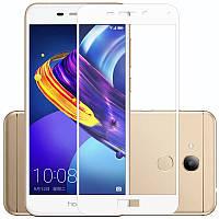 Защитное стекло Swift Full Screen для Huawei P8 Lite 2017 White 9435637, КОД: 1099486