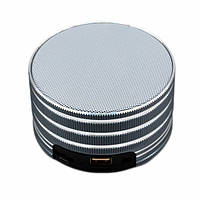 Портативная колонка Bo Speaker D16 Silver 1em005866, КОД: 724042
