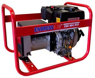Однофазный дизельный генератор ENDRESS ESE 604YSES Diesel (5,3 кВт)