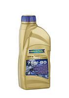 Ravenol MTF-2 SAE 75W-80 синтетичне трансмісійне масло кан.1л, фото 1