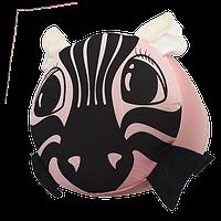 Мягкая антистрессовая подушка-валик Цацки-Пецки Зоо 12асв03ив-4, КОД: 1198353