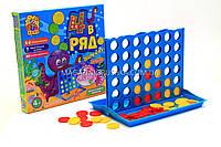 Настольная игра Fun Game «4 в ряд» 7231