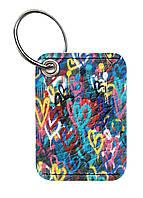 Брелок DevayS Maker DM 04 Разноцветные сердца 13-0104-465, КОД: 1238510