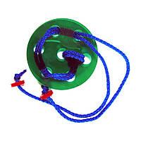 Акриловая головоломка Решето Крутиголовка Зеленый krut0066, КОД: 119987
