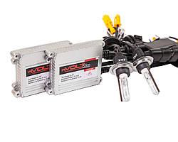 Комплект ксенона rVolt slim 35W 9-16V Zax ceramic H7 8000K, КОД: 148045