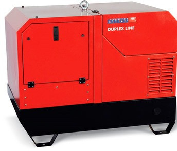 Однофазный дизельный генератор ENDRESS ESE 1008HG ES Di DUPLEX Silent (9,9 кВт)