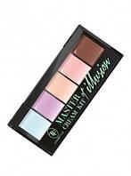 Набор корректоров для лица TF Cosmetics Master Cream Kit of Illusion 94748, КОД: 1089345