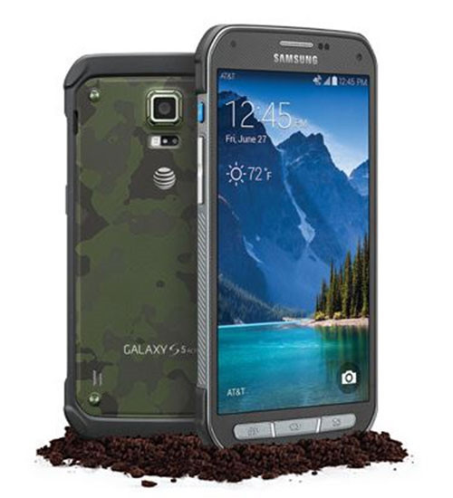 Samsung Galaxy S5 Active, фото 1