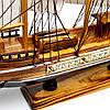 Модель парусного корабля 44 см SH08, фото 6