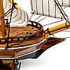 Модель парусного корабля 44 см SH08, фото 7