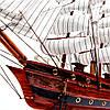 Модель парусника деревянная 50 см 26963, фото 3