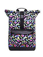 Рюкзак GARD ROLLTOP камуфляжный градиент  3 19 Разноцветный BPCT0002 GRD48, КОД: 1290480