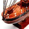 Модель парусника деревянная 50 см 26963, фото 7
