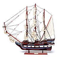 Модель корабля из дерева LE SOLЕIL ROYAL 80 см 65003