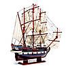 Модель корабля из дерева LE SOLЕIL ROYAL 80 см 65003, фото 5