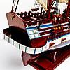 Модель корабля из дерева LE SOLЕIL ROYAL 80 см 65003, фото 6