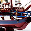 Модель корабля из дерева LE SOLЕIL ROYAL 80 см 65003, фото 8