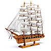 Модель корабля из дерева 50см 2424, фото 2