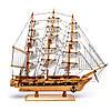 Модель корабля из дерева 50см 2424, фото 4