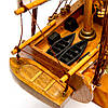 Модель корабля из дерева 50см 2424, фото 6