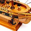Модель корабля из дерева 50см 2424, фото 7