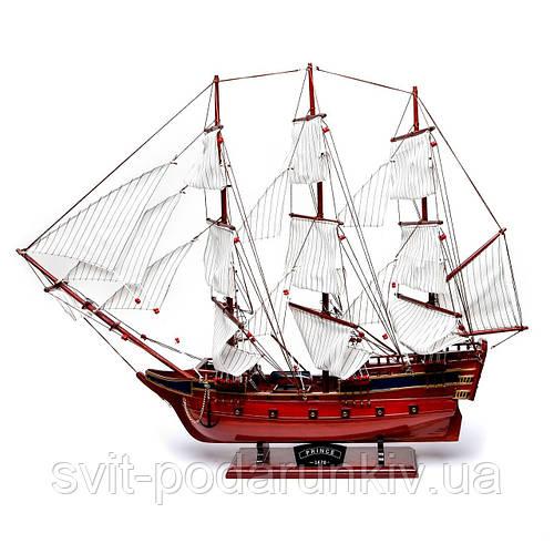 Модель корабля из дерева Prince 1670 80см EG8346-80